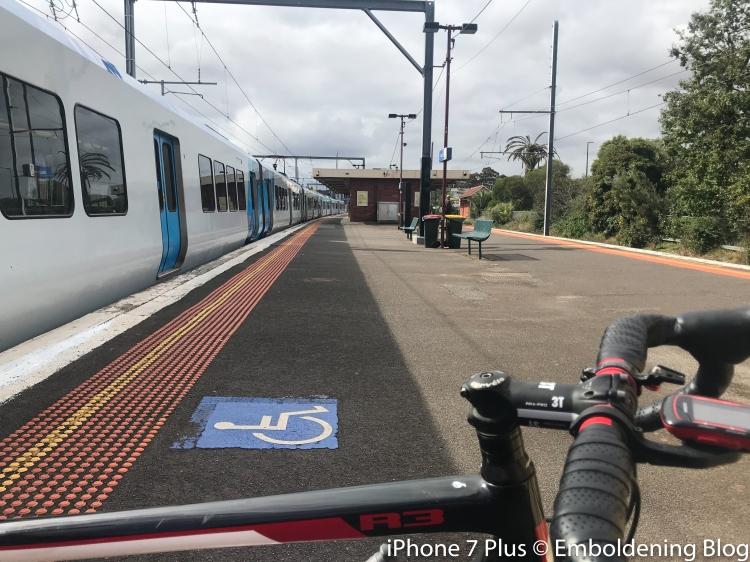 Blackburn Train Station